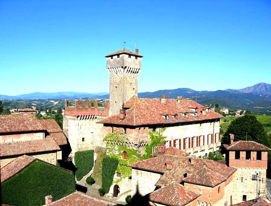 Castello di Tagliolo Wine Resort - Tagliolo Monferrato - Huoneisto