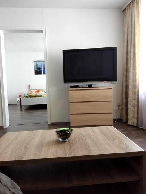 Appartment 3.OG Wilhelmstr. - Bad Wildbad - Apto. en complejo residencial