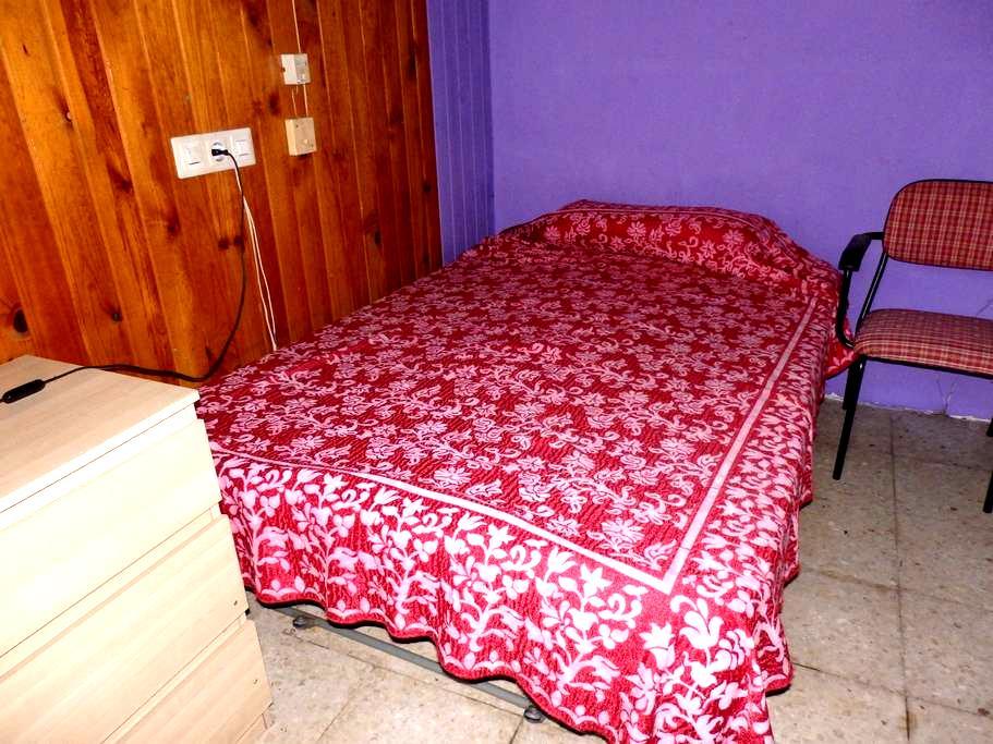 Bedroom at house at 10 kilometers of Gijón/Oviedo - Astúries - Casa de vacances