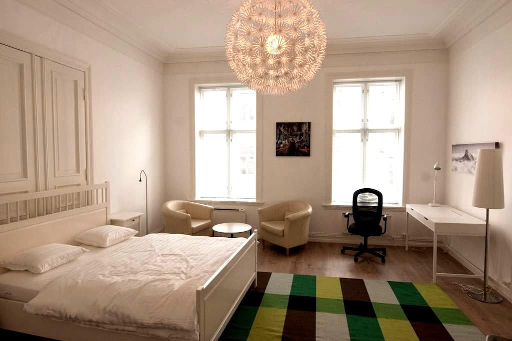 Balder R. Best place to stay in the heart of Oslo - Oslo - Apartamento