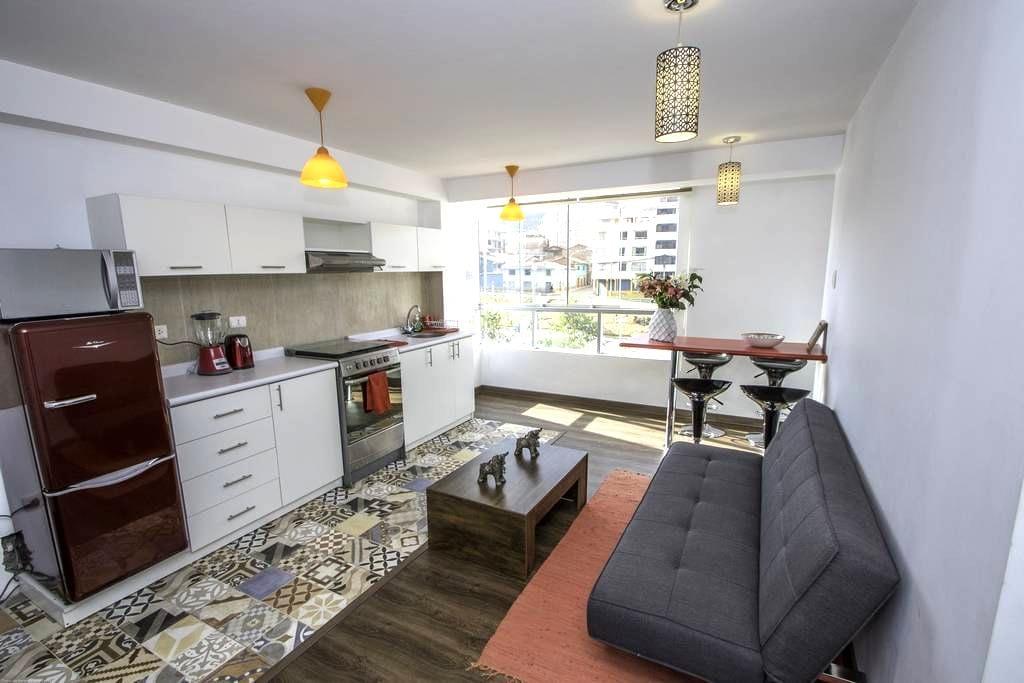 Terra Nostra Suites Matrimonial - Cusco - Apartment