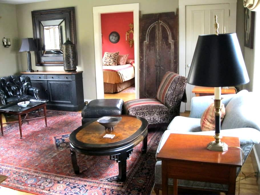 Apartment in Historic Home - Jaffrey