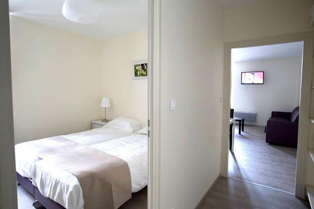 Appartement 2 pièces centre ville - Nuits-Saint-Georges - Wohnung