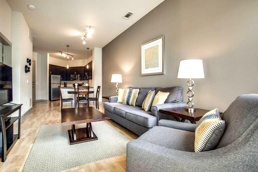 Galleria Fully Furnished 1/1 ZBROAD3339 - Dallas - Daire