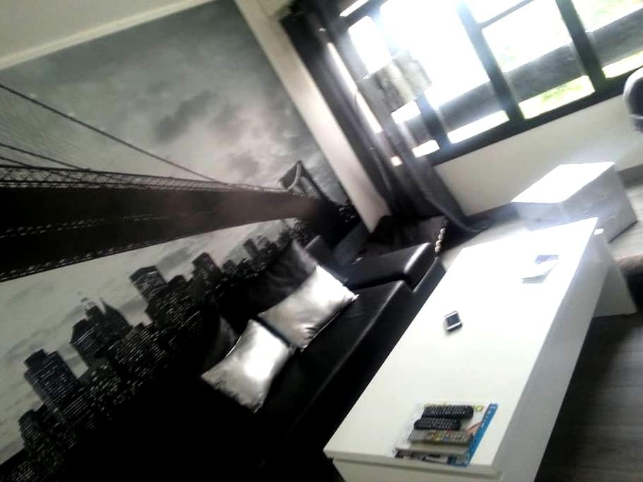 Studio Standing - Franconville - Apartament