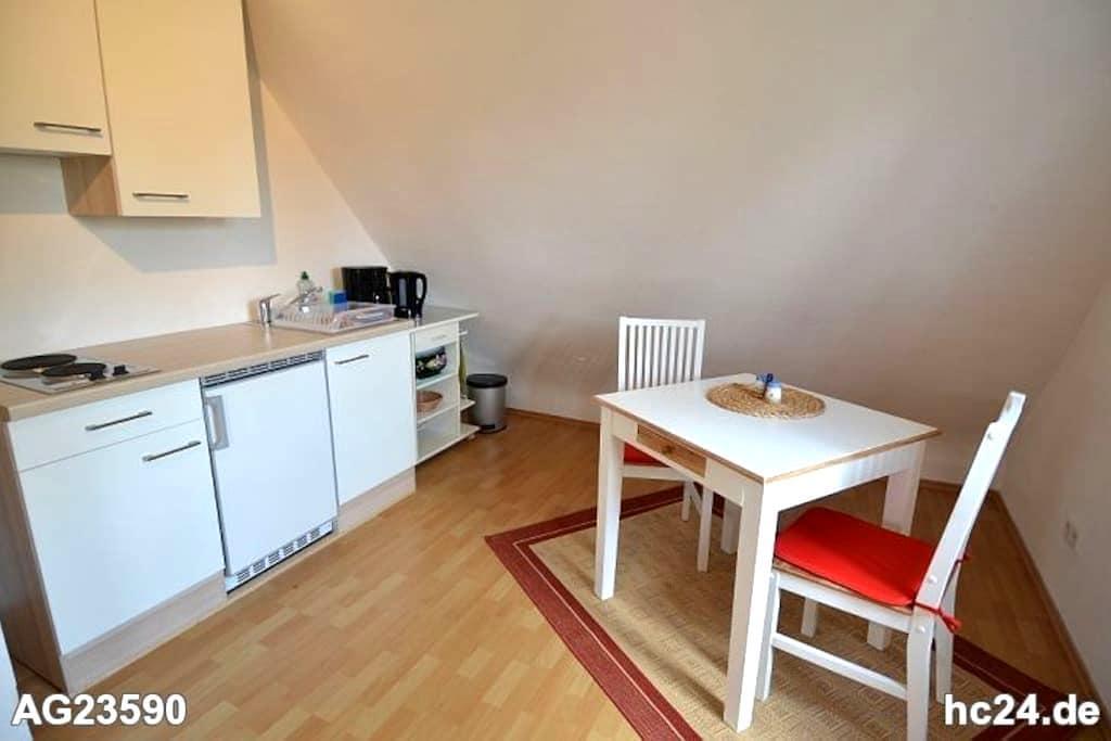 Apartment mit eigenem Bad+Küche - Norymberga - Dom