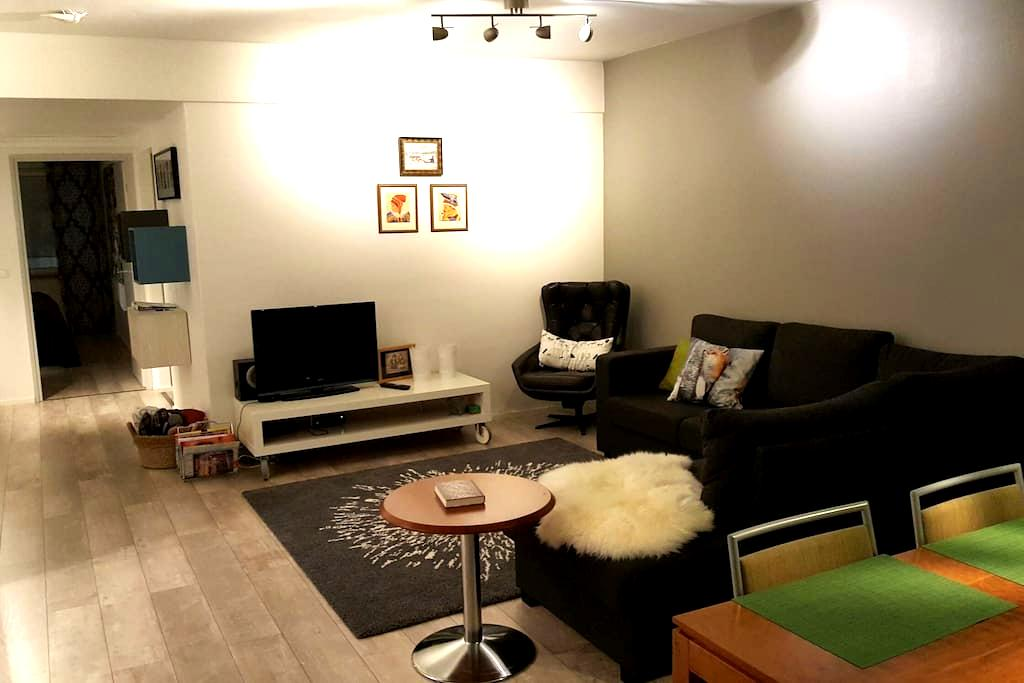 Big 83,5m², freshly renovated and modern apartment - 罗瓦涅米(Rovaniemi) - 公寓