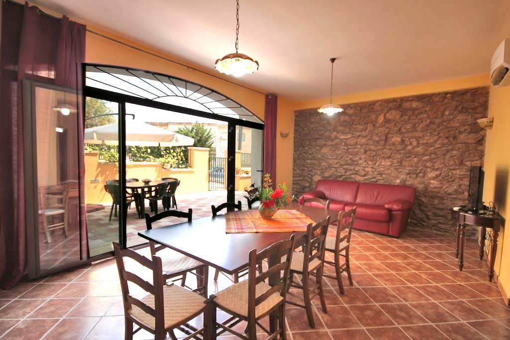 Apartment with garden sleeps 4+1 - Sciacca - Apartament