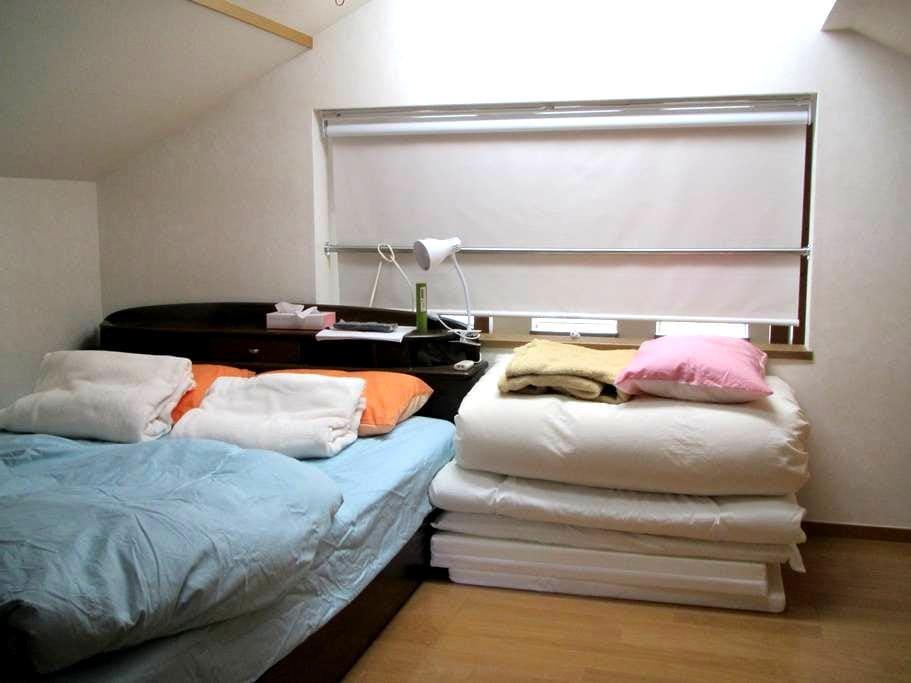 ชอบคนไทยHouse(ห้องล่างหลังคา) - Machida-shi - House