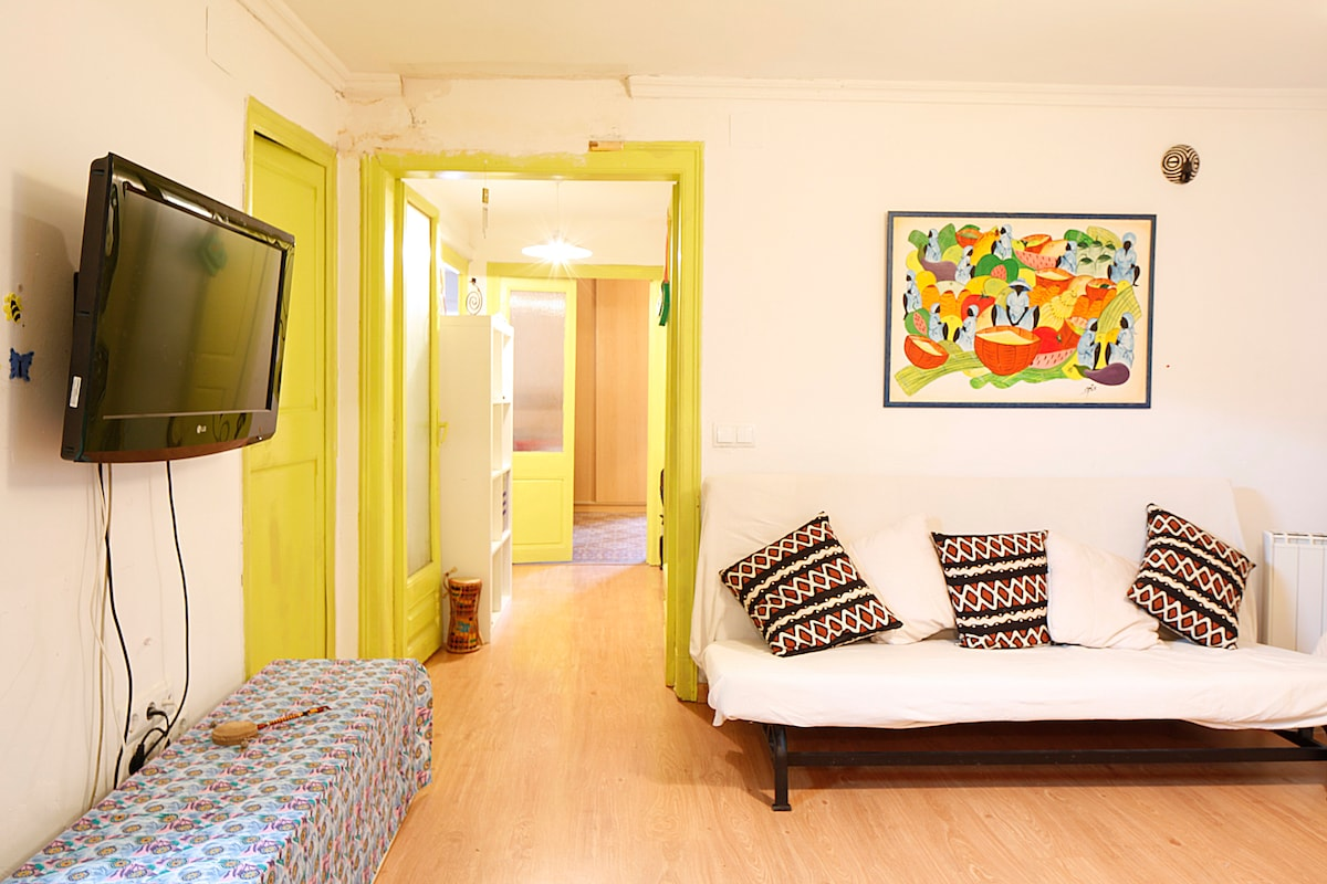 Nice & Big room with big terrace!!!