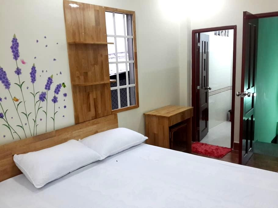ROOMS in the center BACKPACKER AREA - Ciudad de Ho Chi Minh - Casa