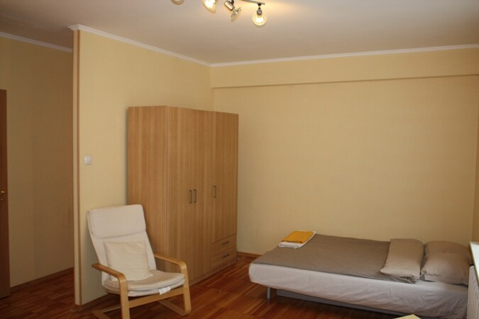 Cozy one-bedroom apartment Aeroport