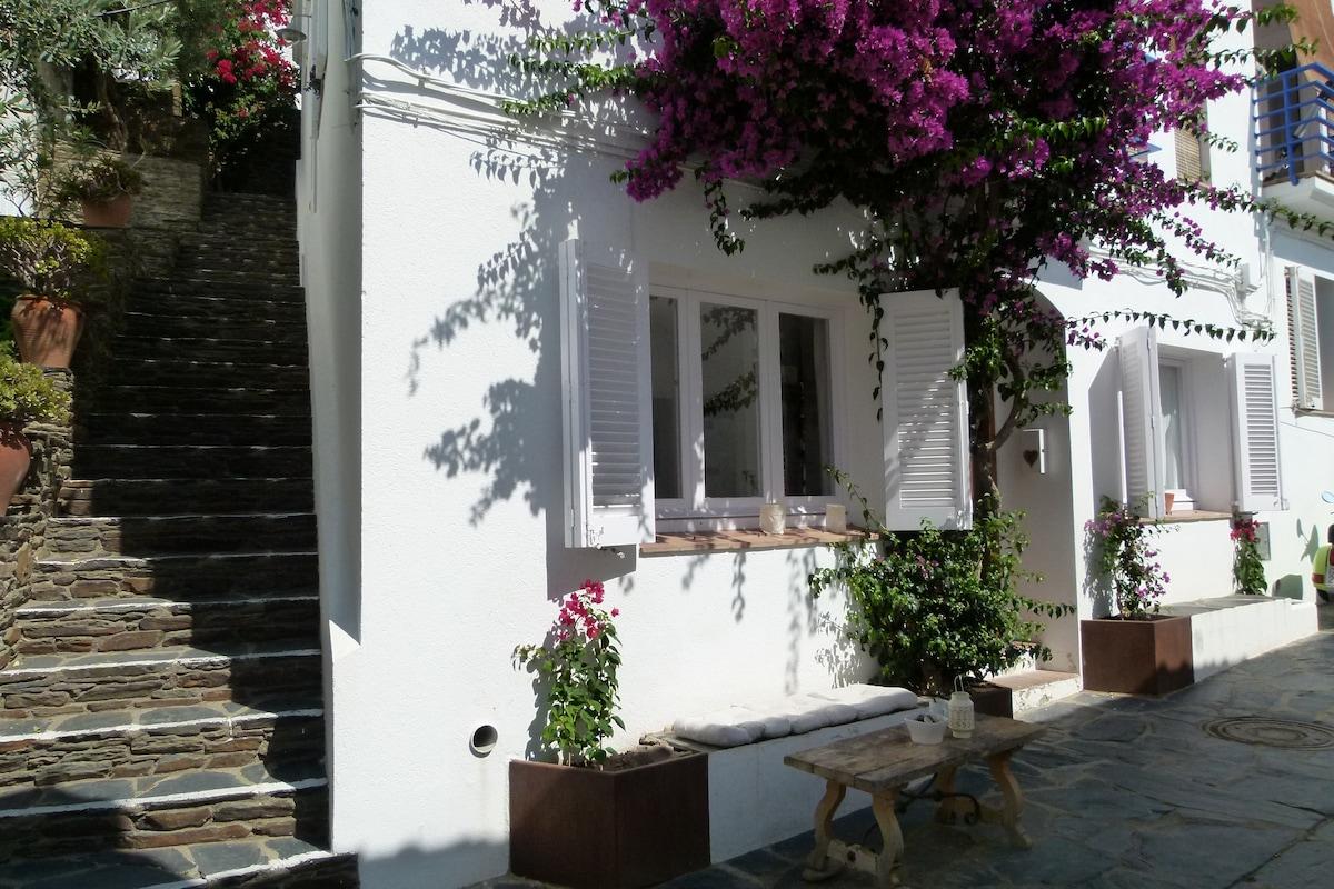 Schönes romantisches Appartement im Herzen von Cadaques