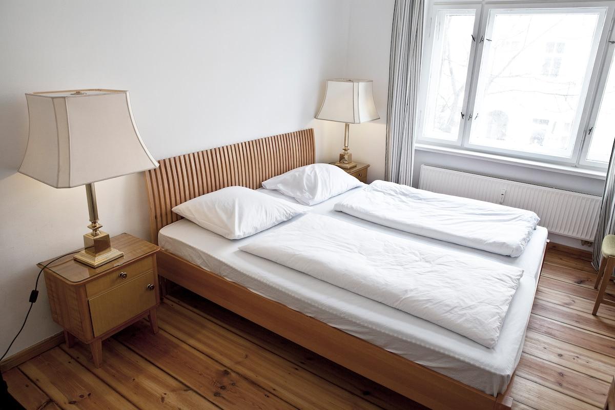 Trendy modern 2 rooms apartment