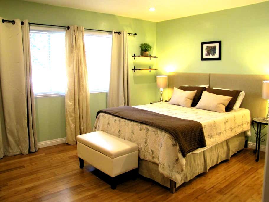 Sta Barbara/Goleta Private Suite - Santa Barbara - House