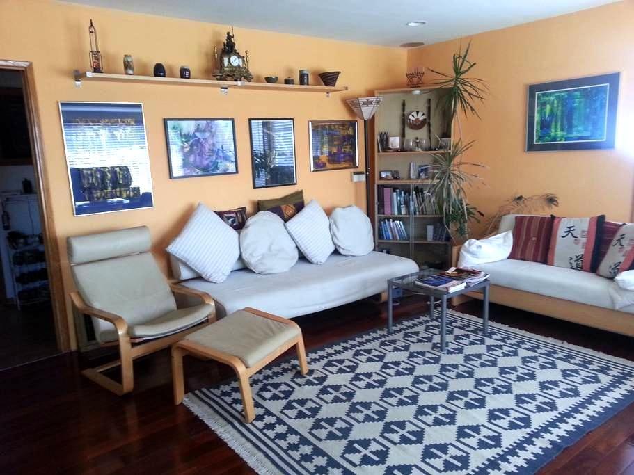 Quiet, comfortable room  - Gardena - Huis