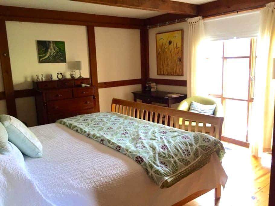 King sz bed, Full brkfst, Priv bath - Amherst - Bed & Breakfast