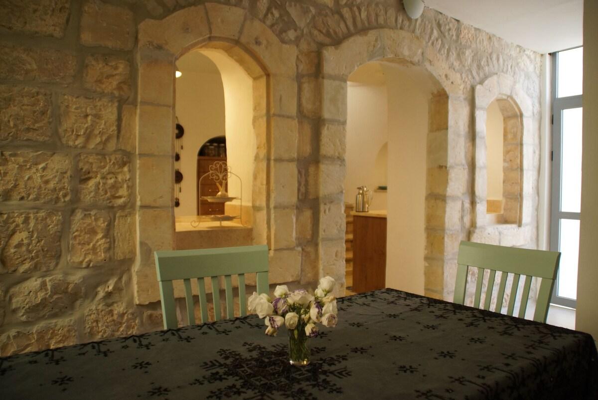 Old Templar House-Shared room