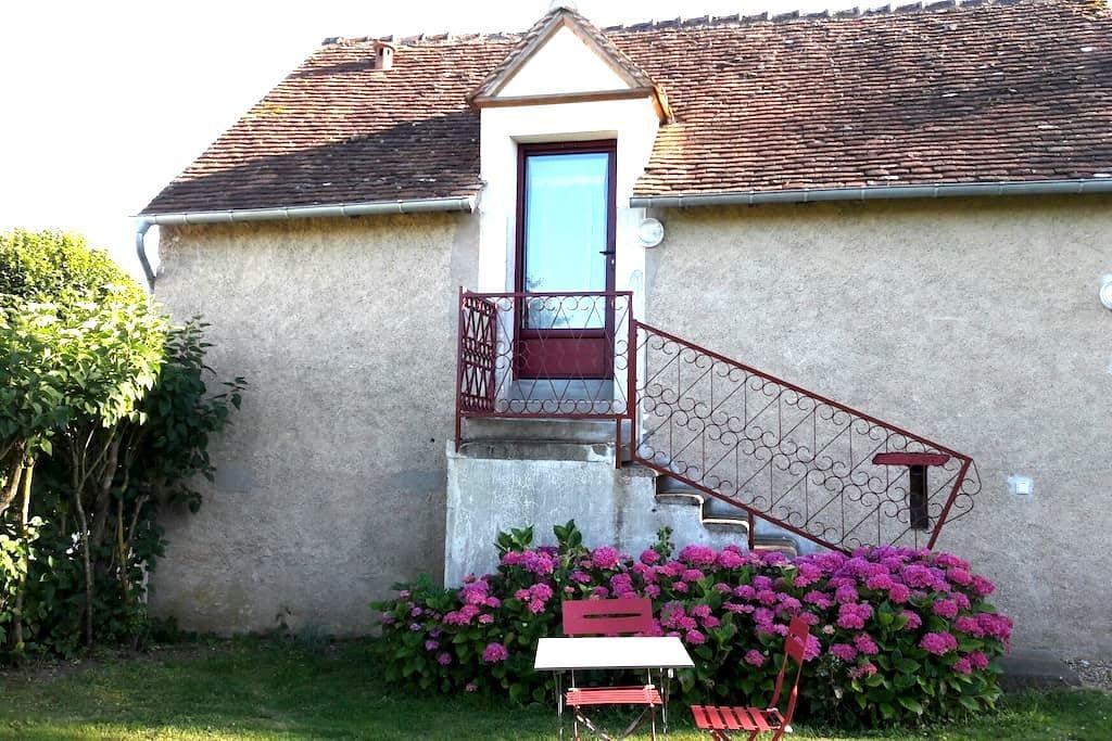 Charmant studio au calme à Châtillon sur loire - Châtillon-sur-Loire - Loft