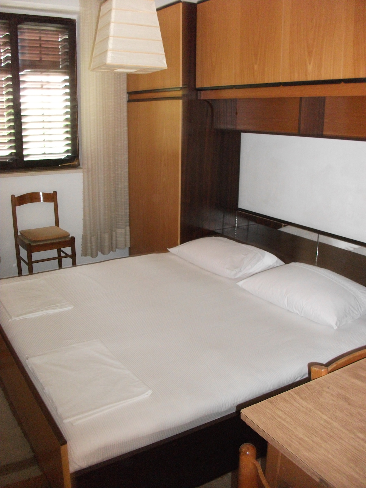 Simple and nice room for 2