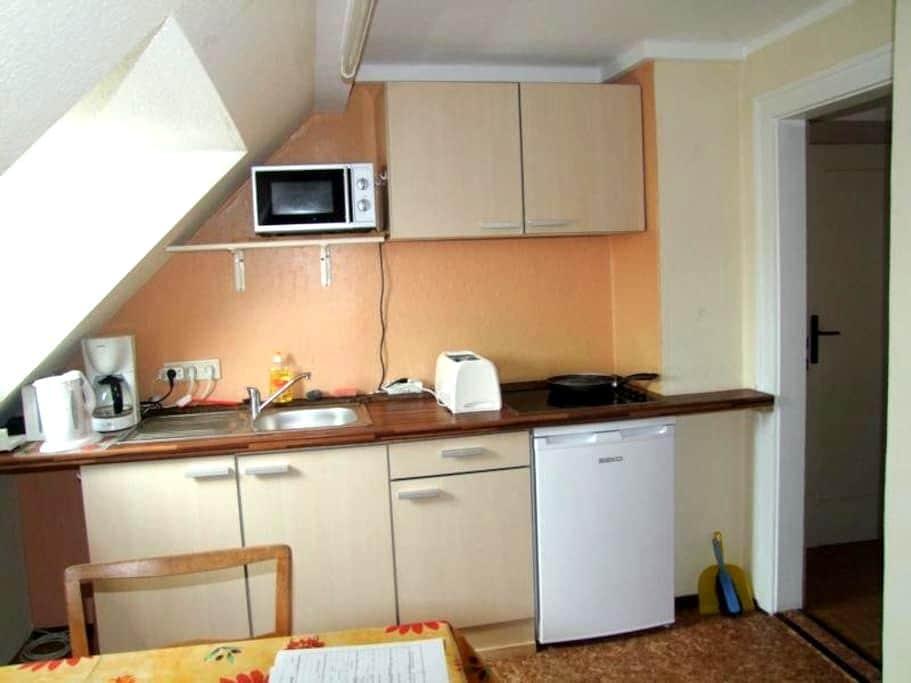 Apartment 35 m² für 1-3 Personen ! - Hermsdorf