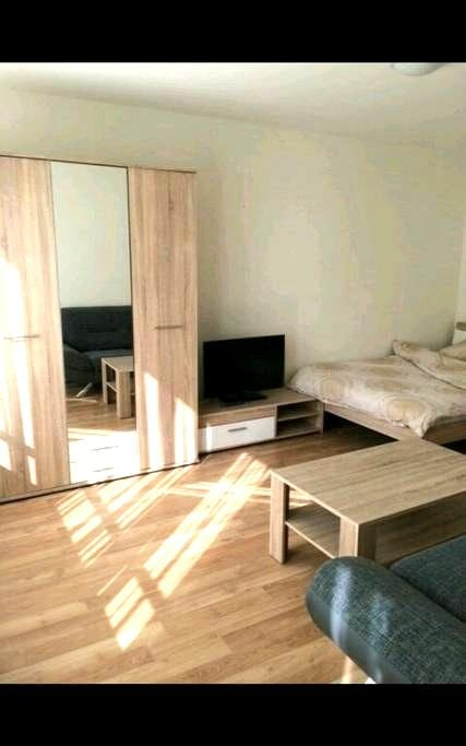 Flat in the center (Kleinbasel) - Basileia - Apartamento