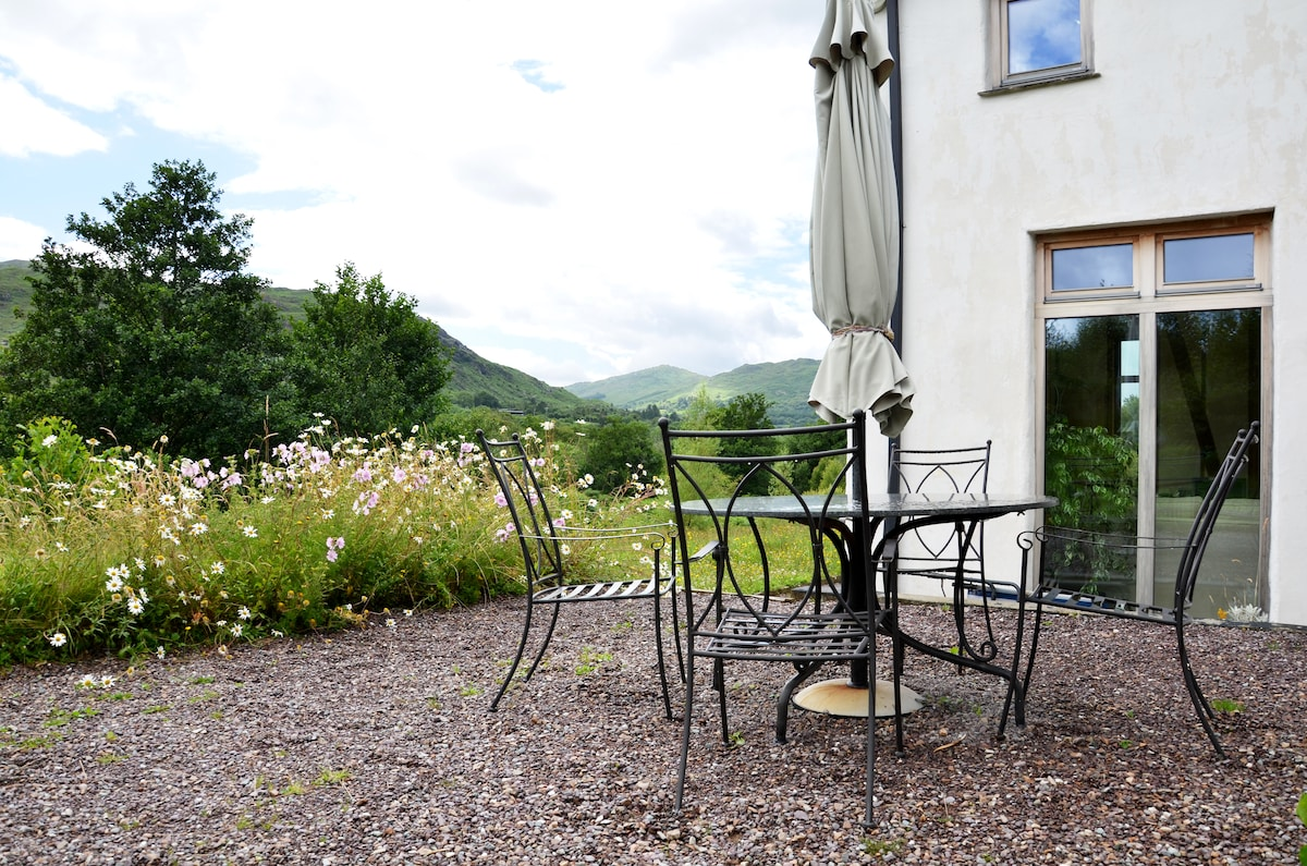 Kenmare Eco-Lodge B&B Kerry Ireland