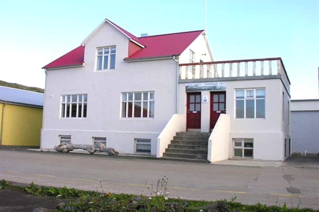 Steinhusid apartment 2 - Hólmavík - Appartement