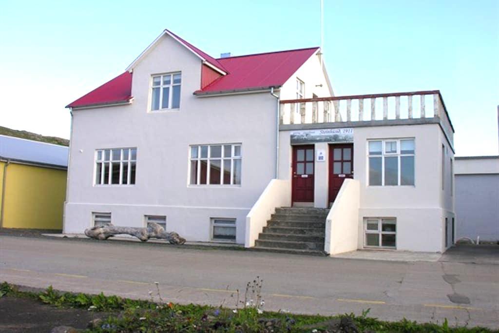 Steinhusid apartment 2 - Hólmavík - Appartamento