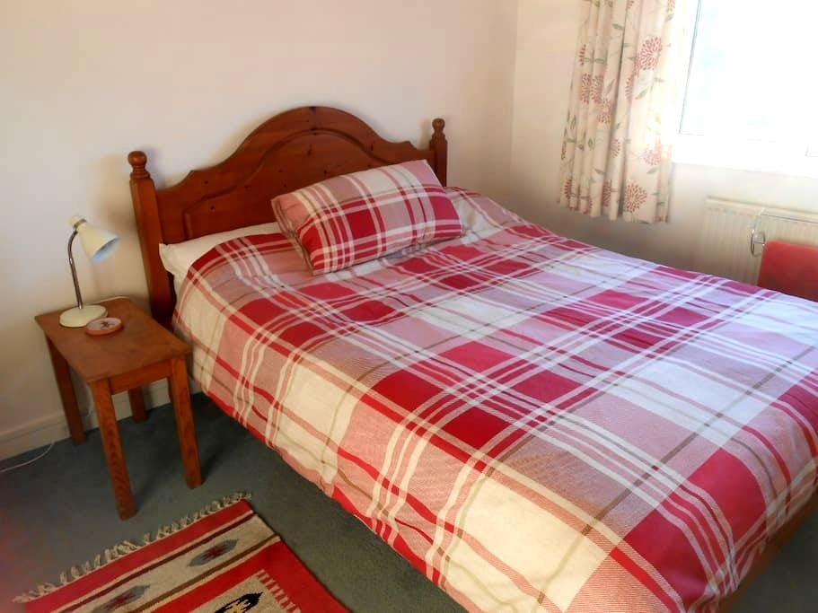 Large quiet room Central Swindon - Swindon - Haus