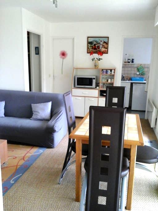 Appartement 2 pièces 32m2 - Trouville-sur-Mer - Apartamento