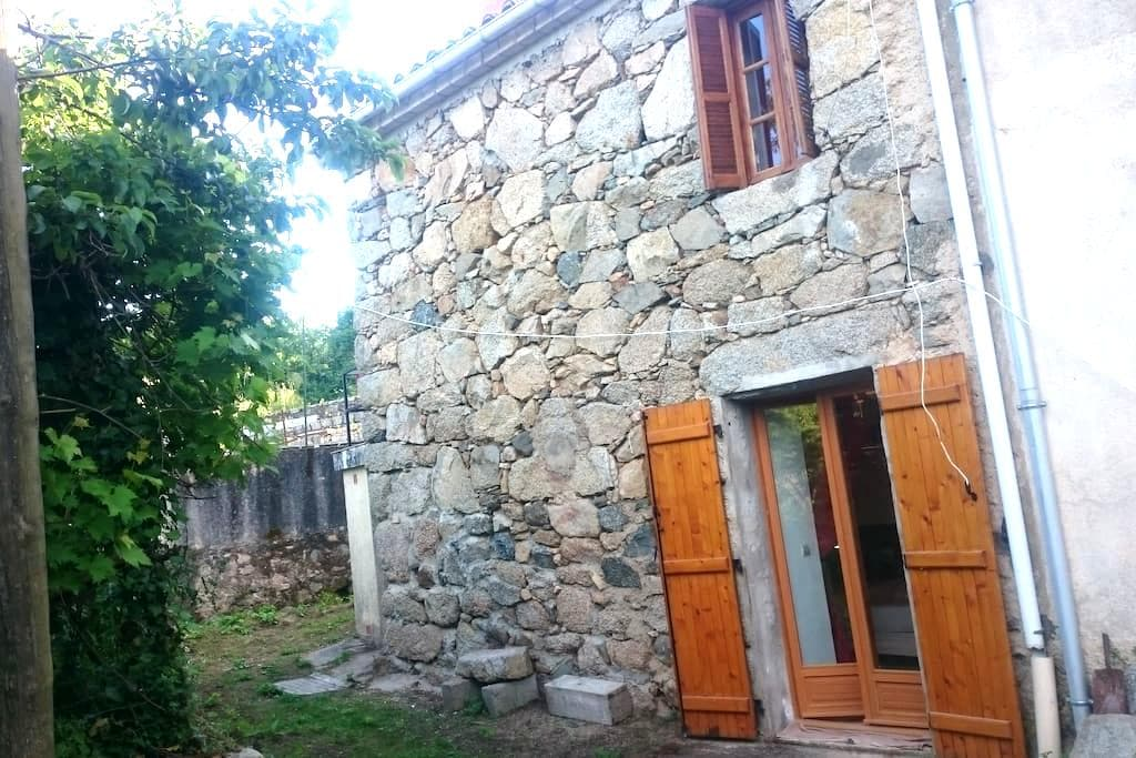 Maison de village - Levie