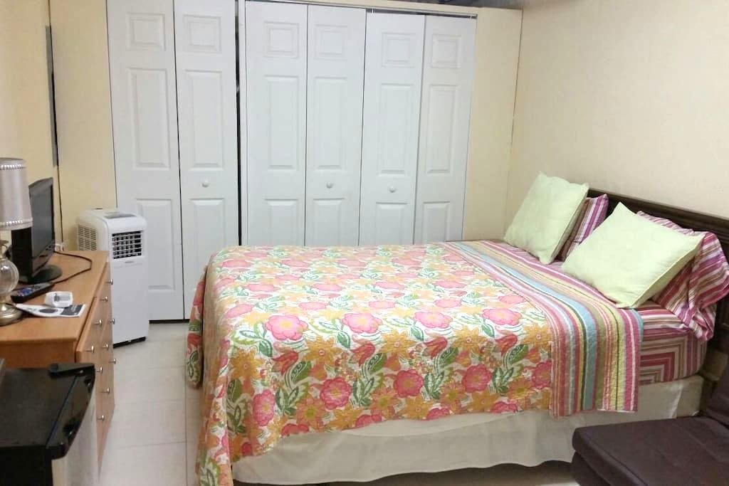 Bed and breakfast private room - Miami - Bed & Breakfast