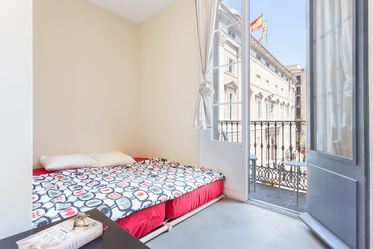 SuperRoom in the heart of the city