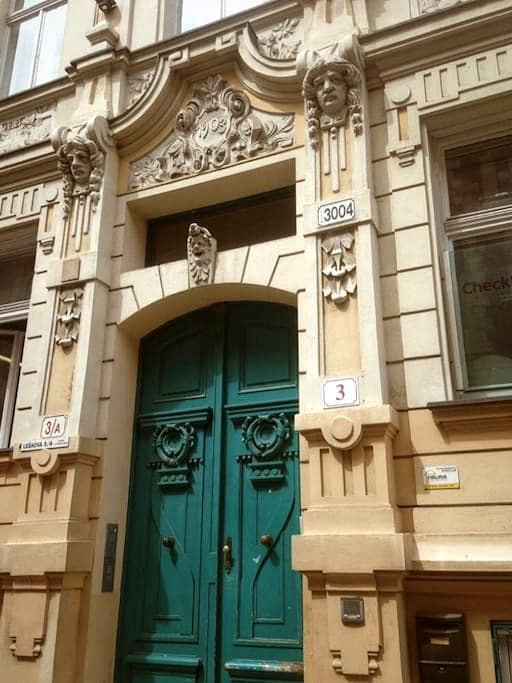 BIG COMFY PRIVATE ROOM IN CENTRE OF BRATISLAVA - Bratislava - Pis