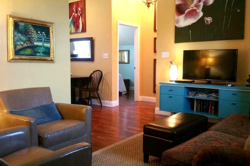Creole Attic - perfect for 2 couples - Nova Orleans - Apartamento