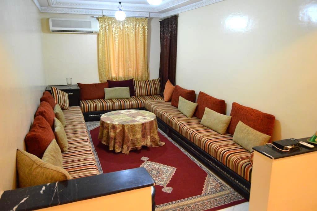 Two Bedroom Apartment In Gueliz, Marrakech. - Marrakesh - Apartment