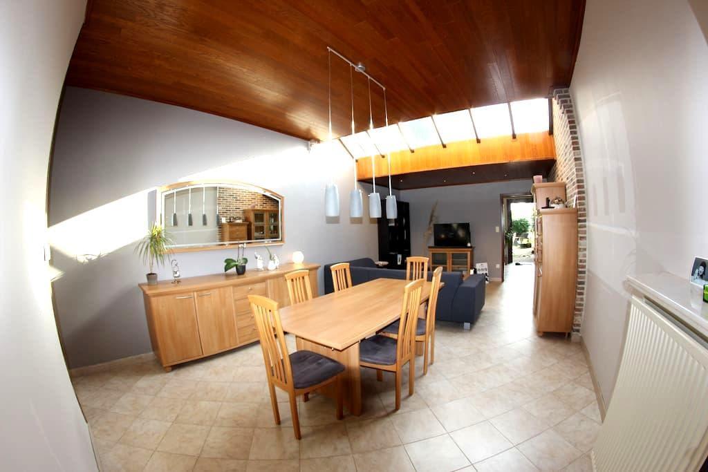 Gezellig huisje centrum Wetteren - Wetteren - Ház