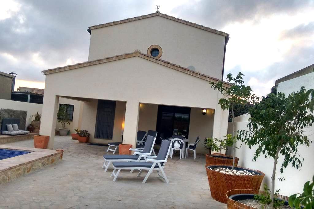 Casa rústica Paca - Deltebre