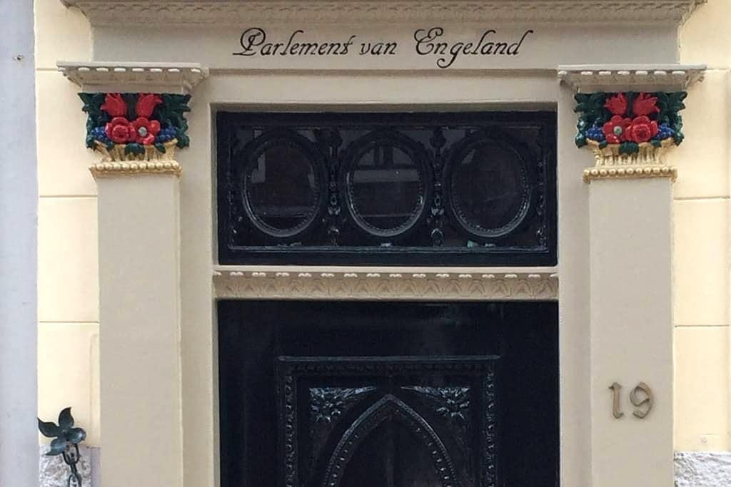 Parlement van Engeland / Hogerhuis - Leeuwarden - Bed & Breakfast