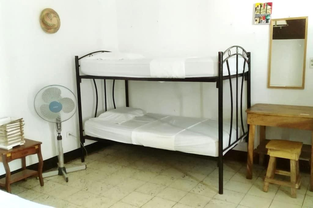 Hostal Malinche Room 1 - León - Apartament
