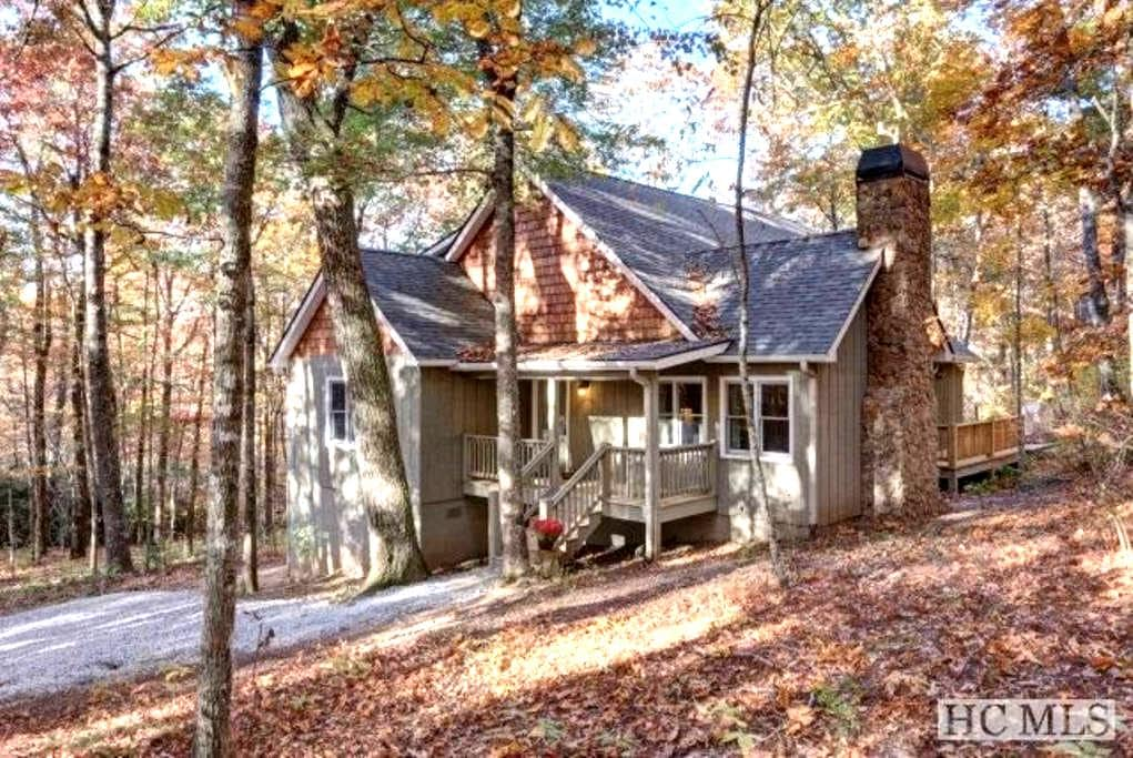 Close to town and Lake Glenville - Cashiers