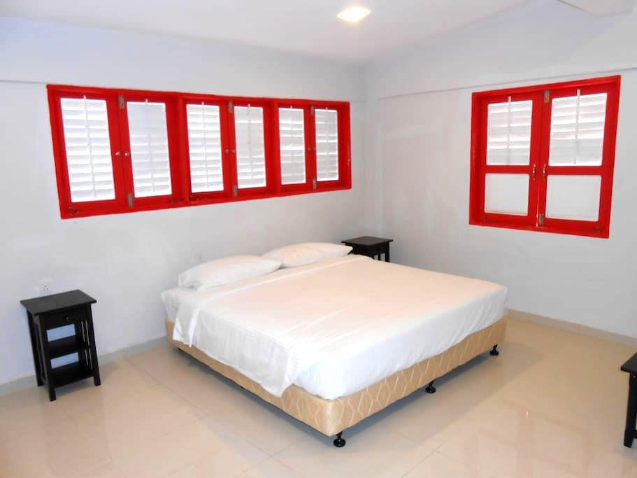 Deluxe Double (Windows) - Kuala Terengganu - Appartement