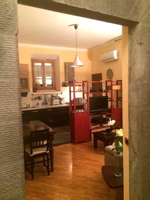"""casa """" Gli archi"""" - San Casciano in Val di Pesa - Lägenhet"""