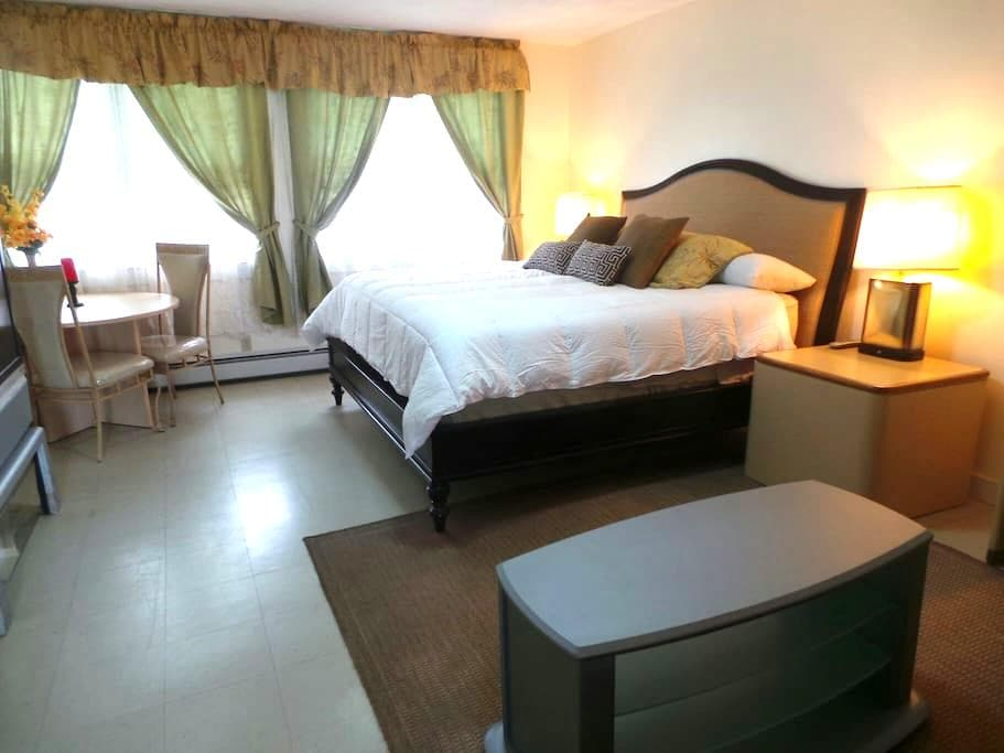 Beautiful King Bedroom,Near Bethel Woods #5 - Kenoza Lake - Casa