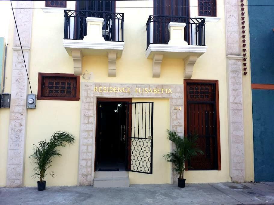 Residence elisabetta ZONA COLONIAL - Санто-Доминго - Квартира