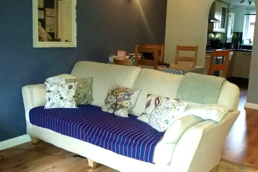 4 bedroom house in a quiet village. - Canterbury - House