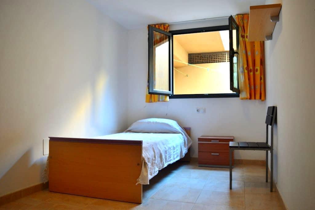 Habitacion individual privada Playa de la Concha - El Cotillo - House