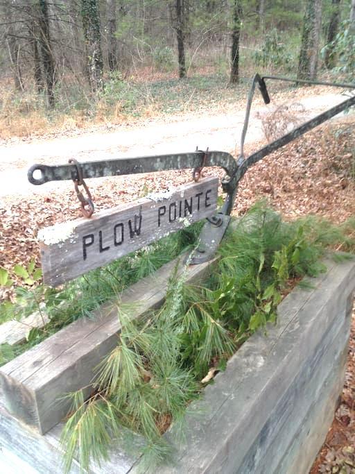 Plow Pointe - East Flat Rock - Konukevi