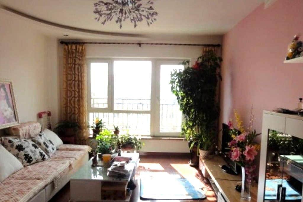 中海金域中央  温馨大床房 - Changchun Shi